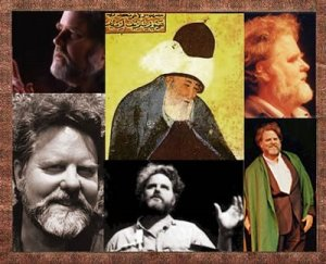 Coleman Barks Rumi's translator