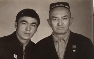 Зиндаёд Навруз Рачабов